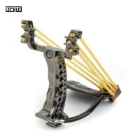рогатка Slingshot Bow Powerful Hunting Slingshot With Wrist Support and Compass Catapult Professional For Outdoor Shooting