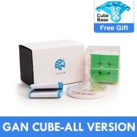 Original Gan354M V2 3x3x3 Magnetic Cube Gan356 air SM X v2 R S GAN XS RS 356 354 GAN354 M 3x3 magic Speed Cube Educational Toys