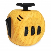 EDC Hand For Autism ADHD Anxiety Relief Focus Kids 6 Sides Magic Anti Stress Cube Spinner Toys