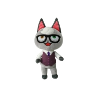 Animal Crossing Plush Raymond Animal Crossing Marshal Kawaii Pillow Figure Cat Plush Toy Gift Stuffed Toys Crossing Soft Toy