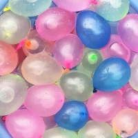 500Pcs Water Balloons Beach Ball For Summer Outdoor Party Summer Toys inflatable Balls Toy For Children