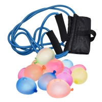 Catapult Water Balloon Slingshot / Cannon / Launcher 3 Person Slingshot Swimming Pool Ball Toys Outdoor Water Bomb Launcher