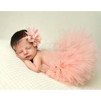Cute Toddler Newborn Baby Girl Tutu Skirt & Headband Photo Prop Costume Outfit #HC6U# Drop shipping