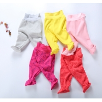 Baby pants winter thick warm infant leggings kids newborn pants baby boys girls pants fleece baby clothes newborn baby trousers