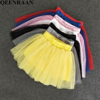 Kids Girls Tulle Skirt Baby Children Tutu Pettiskirt Skirt Fashion Girl Princess Skirts Ball Gown Midi Skirt Fot Girls Clothing