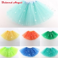 2019 Summer Style Girl Skirt Baby Kids Children Tutu Skirt Short Skirt Baby Girl Clothes Kids 15 Colors Ballet skirt Dance Gift
