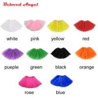 Sweet Children Girls Tutu Skirts For Kid Baby Tutus Pettiskirts Skirt Princess Girl Ball Gown skirt Dance Colorful Party Wear