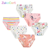 3 Pcs/Lot Children Boy Underwear Cotton Panties Girls Kids Short Briefs Underwear Briefs Cute Cartoon Design Kids Underwear