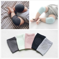 1 Pair baby knee pads kids safety crawling elbow cushion pad infant toddlers baby leg warmer knee support protector baby kneecap