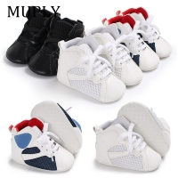 Baby Casual Shoes Baby Boys Girls Soft Sole Shoes Infant Toddler Sneaker For Newborn Patchwork Sport Shoes First Walkers 0-18M