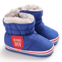 DOGEEK Warm Winter Baby Boots Infant Toddler Shoes Girl Boy Snow Shoes Winter Newborn Boots Warm Anti-slip Soft Sole Shoes