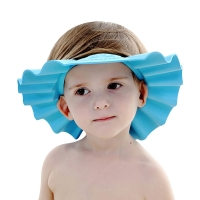 Baby shampoo cap toddler children shower adjustable kids bath visor head baby products cheap stuff ear protection