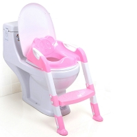 Baby Potty Training Seat Children's Potty Baby Toilet Seat With Adjustable Infant Toilet Training Folding Seat Wc Accessories