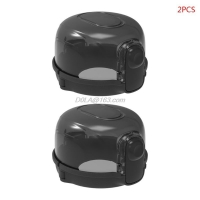 2 Pcs/Lot Gas Stove Switch Protective Cover for Baby Children Kitchen Safety Locks Stove Knob Covers