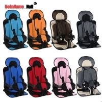 1-5T Travel Baby Safety Toddler Seat Mat Cushion With Infant Safe Belt Fabric Mat Little Child Carrier Child Safety Toddler Mat