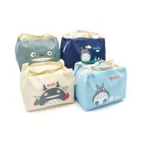 Baby Cartoon Totoro Food Thermal Bags Insulated Cute Feeding Milk Bottle Warmer Outdoor Mummy Travel Suit Infant Bolsa T0716