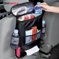 Baby Feeding Bottles Thermal Bags Car Seat Organizer Oxford Waterproof Cover Multifunctional Storage Insulation Bags CL5337