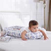0-12 month Baby Nest Bed Crib Portable Removable And Washable Crib Travel Bed For Children Infant Kids Cotton Cradle
