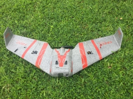 Reptile S800 V2 SKY SHADOW 820mm Wingspan Gray FPV EPP Foam Flying Wing Racer KIT / PNP selection weight 170g only