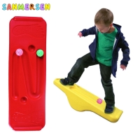 Children Balance Board Kids Sensory Training Rocking Seesaw Indoor Outdoor Fitness Activity Exercise Interactive Game Toys
