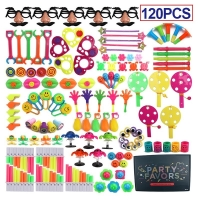 120pcs Kids Birthday Party Favors Pinata Filler Gift Goodie Bag Toys Carnival Prizes Wedding Party Toys Traktatie School Favors