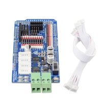 Arduino Mega2560 Motor Driver Board TB6612 for 6-12V DC Encoder Motor PID Closed Loop Mecanum Wheel Robot Tank Chassis Robot Arm