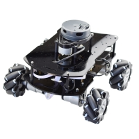 ROS Autopilot Mecanum Wheel Robot Car Chassis Kit with Arduino STM32f103rct6 Raspberry Pi Lidar Positioning Automated Driving
