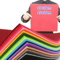 Diy Handicrafts Non-woven Fabric Pure Patchwork Sewing Cloth For Kids Craft Cartoon Decoration Educational Toys For Children