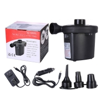 12V DC Air Pump for Electric Intex Inflatable Air Mattress Bed Boat Couch Pool Small Household Air Pump R7RB