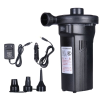 Rechargeable Electric Air Pump Inflate Deflate Nickel Cadmium Battery Inflatable Household Car Air Pump