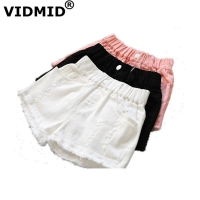 VIDMID 2-16Y For baby Girls pants Summer teenage shorts Children big girls denim Shorts girls Cotton trousers clothing 7078 01