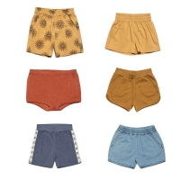 EnkeliBB 2020 New Wynken Kids Summer Hawaii Shorts Boys Girls Brand Design Sun Print Summer Bottoms Child Unisex Stylish Shorts