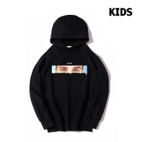 Family Clothing Kids Merch A4 Eyes Printed Hoodie Boys Hooded Sweatshirts Girls Casual Thicked Pullovers Мерч А4 ГЛАЗА Толстовка
