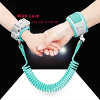 Anti-lost Wristband Kids Anti Lost Wrist Link Toddler Leash Safety Harness Baby Strap Rope Outdoor Walking Hand Belt Band