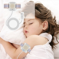 Professional Convenient Professional Arm Wear Bedwetting Alarm Adult Baby Sensor Enuresis Alarm Bed Wetting Alarm Sleeping