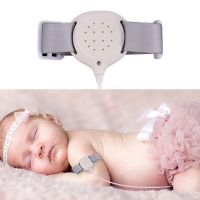 New Professional Arm Wear Bed-wetting Sensor Alarm For Baby Toddler Adults Potty Training Wet Reminder Sleeping Enuresis