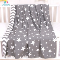 Newborns Baby Duvet Cover Cotton Soft Baby Bedding Quilt Blanket Breathable Comforter Covers Cartoon kids Single Quilt Cover