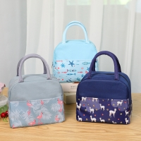 Kids Lunch Food Insulated Bag Women Portable Baby Milk Bottle Warm Thermal Bags Outdoor Travel Waterproof Cooler Handbag MBG0454