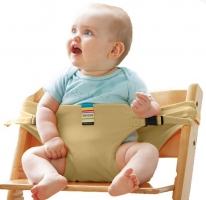 Baby Dining Chair Belt Portable Infant Seat Lunch Chair Safety Belt Feeding High Chair Harness Baby chair seat