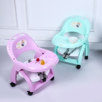 Baby Dining Chair Multifunctional With Sound Bb Detachable Children Dining Chair Eating Cartoon Sound Chair Infant Dining Stool