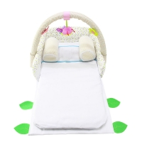 Baby Multi-Function Crib Portable Folding Bed In Bed Newborn Baby Game Bed  Baby Nest Bed 90X37CM