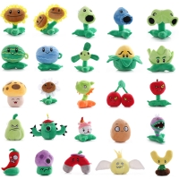23 Styles Plants vs Zombies 2 Stuffed Plush Toys Doll 13-20cm Plants vs Zombies PVZ Plants Plush Soft Toy for Kids Children Gift