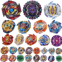 All Launchers Beyblade Burst Toys B-144 B-145 Kids Gift Toupie Bayblade burst Metal God Spinning Top Bey Blade Blades