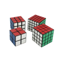 Magic Cube Set 2x2x2 3x3x3 4x4x4 5x5x5 Antistress Puzzle Cube Professional Speed Games Educational Kids Toys for Children
