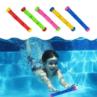 Diving Stick Water Toy Swimming Pool Diving Game Summer Robber Children Underwater Diving Stick Toy Interactive Sports Toys New