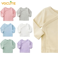 Kids Underwear 100% Cotton Born Underwear T-shirts For Babies 0-3 Months Home Dress Spring Autumn Underwear Girls Kids