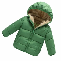 BibiCola  Kids Toddler Boys Jacket Coat & Jackets For Children Outerwear Clothing Casual Baby girls Clothes Autumn Winter Parkas