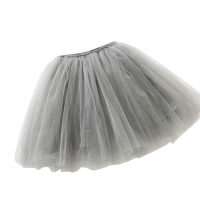 High Quality Girls Lovely Ball Gown Mesh Skirt Girls Tutu Skirt Pettiskirt Girls Dance Skirts for 3-8 Years Kids Skirts CA017